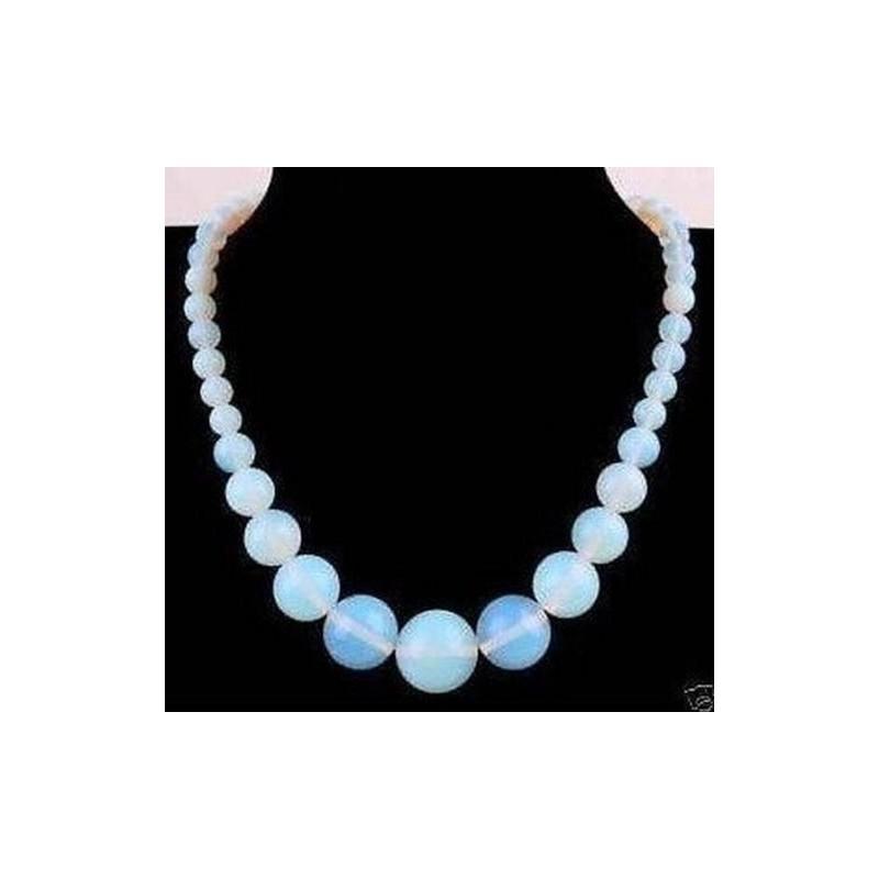 Luxusní náhrdelník z opalitu