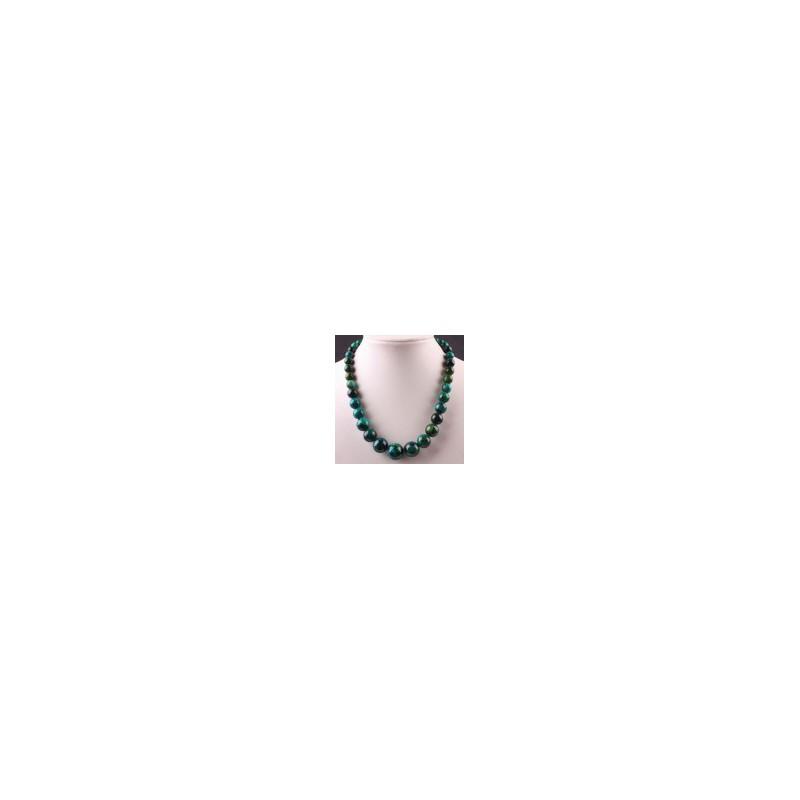 Luxusní náhrdelník z chryzokolu