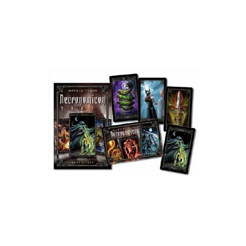 Tarotové karty - Necronomicon Tarot