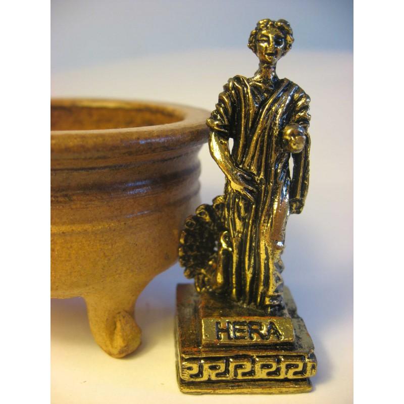 Bohyně Héra - soška