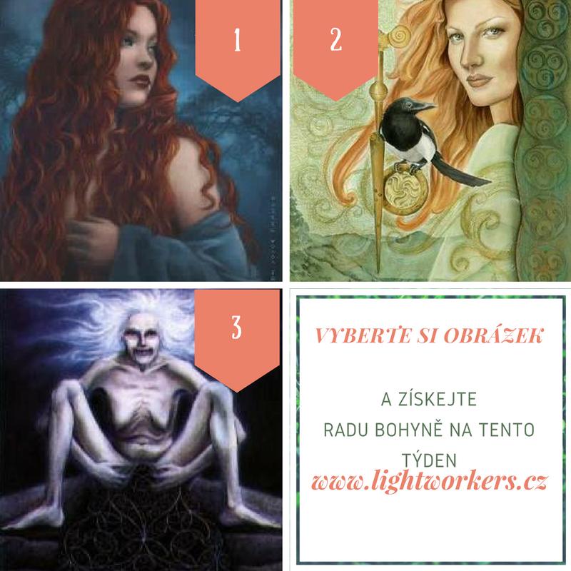 Rady keltských bohyní